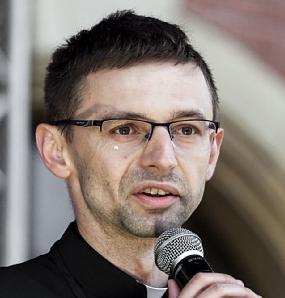Ksiądz Wikariusz Rafał Duda