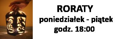 Adwent, roraty 2017