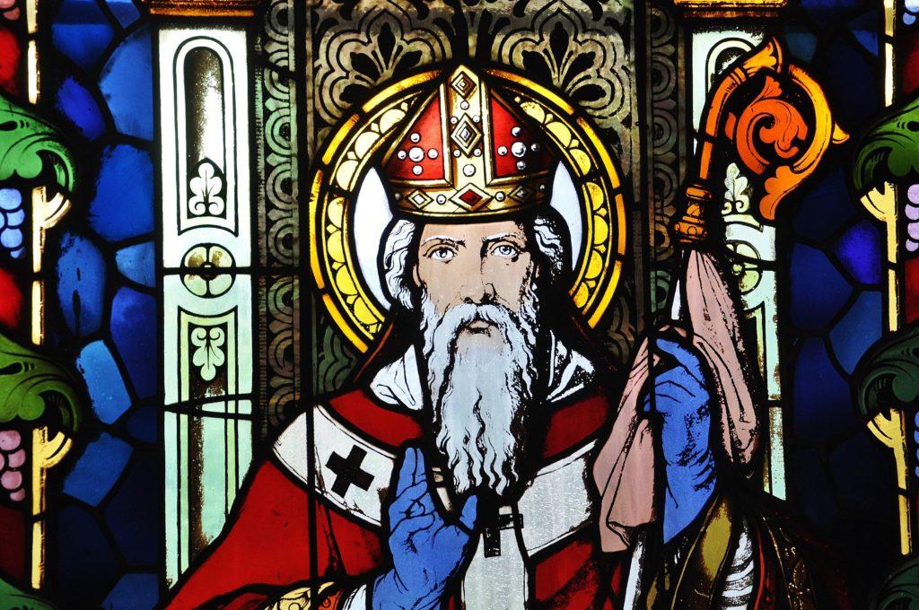 """odpustowy kiermasz """"Gościna u św.Marcina"""""""